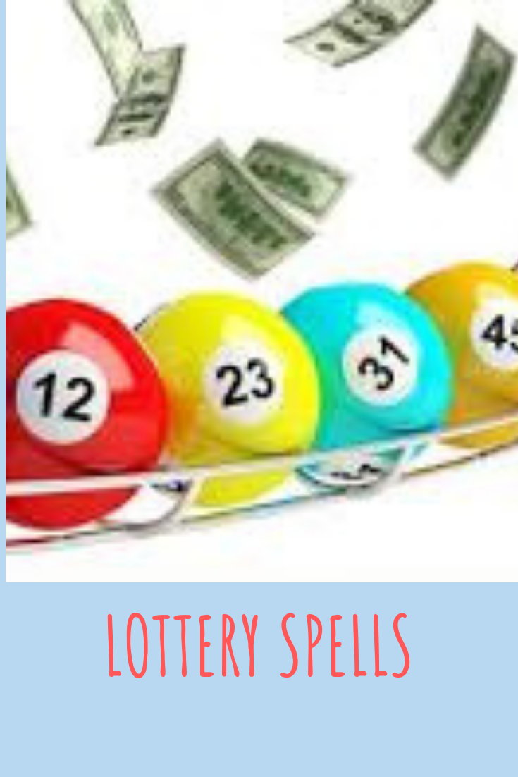 Lottery Spells Lottery Lottery Numbers Picking Lottery Numbers