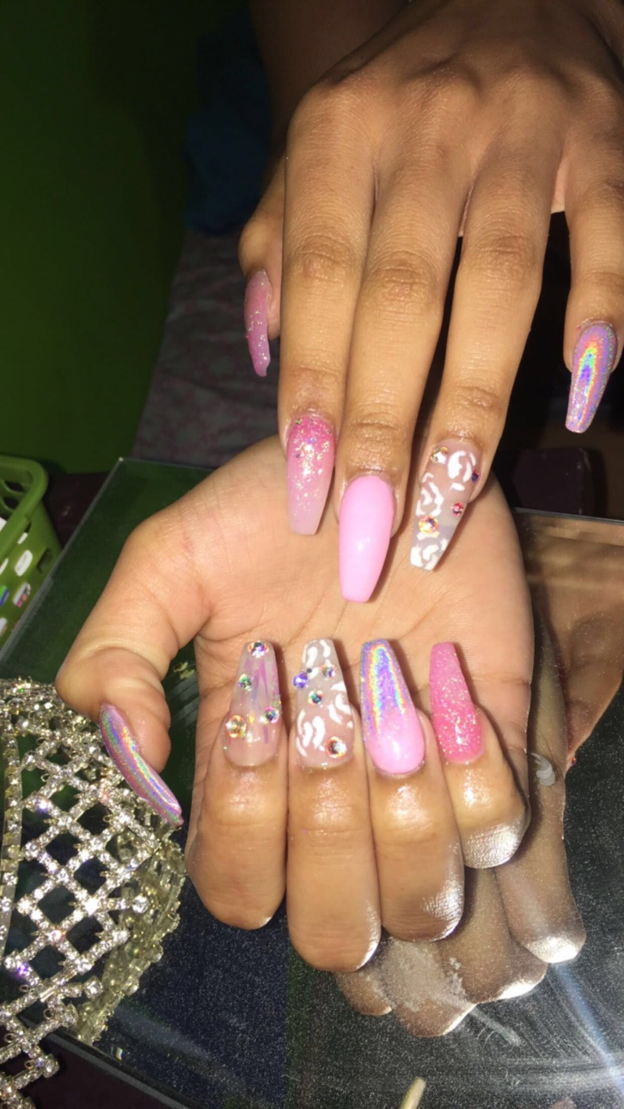 Instagram sophiee_nailz new nail tech looking for views