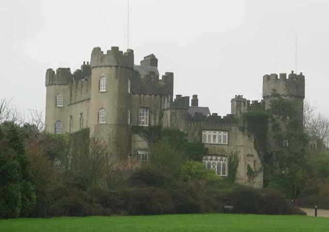 Haunted malahide castle in ireland places i d like to go for Stay in a haunted castle in scotland