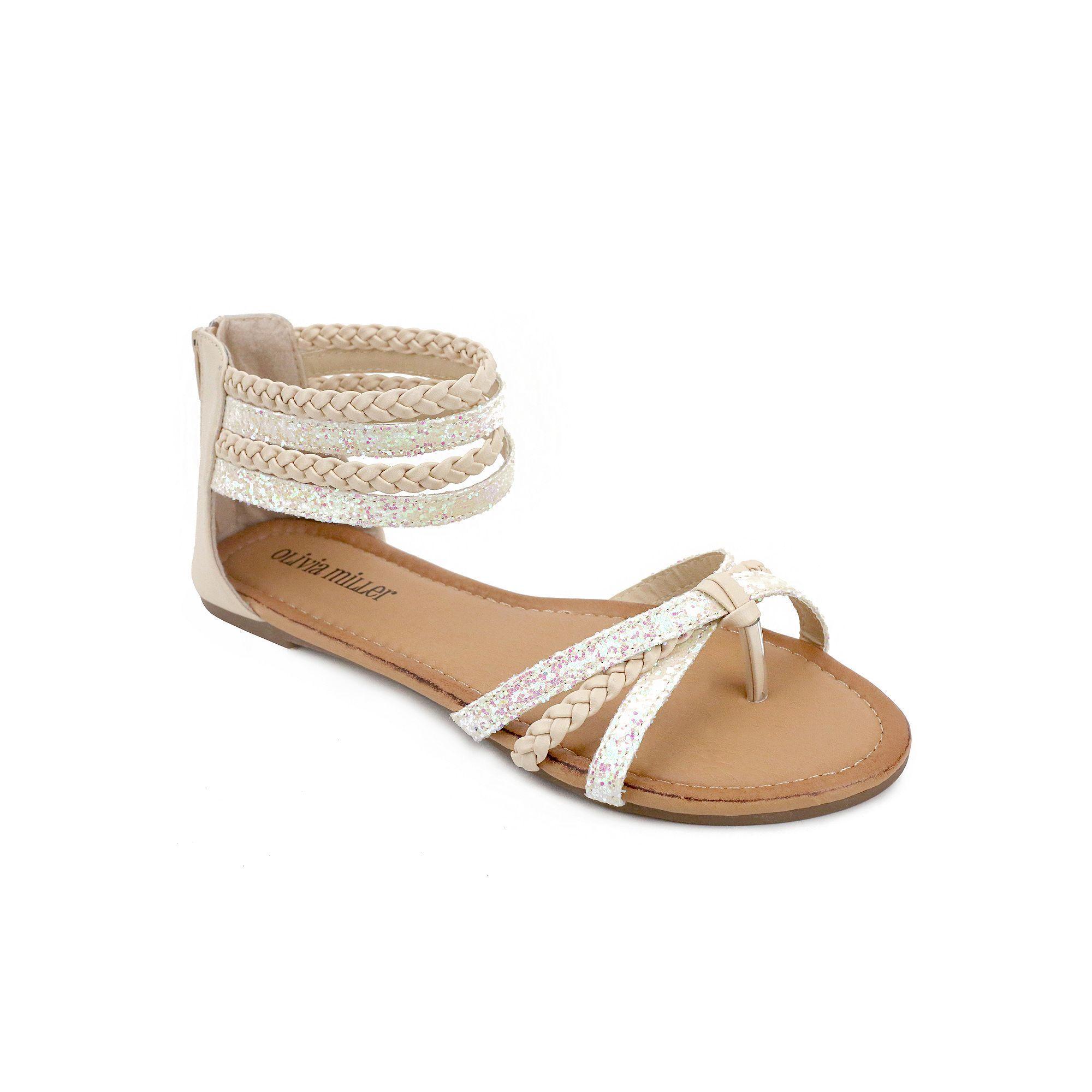 7129e67c391190 Olivia Miller Tara Women s Sandals