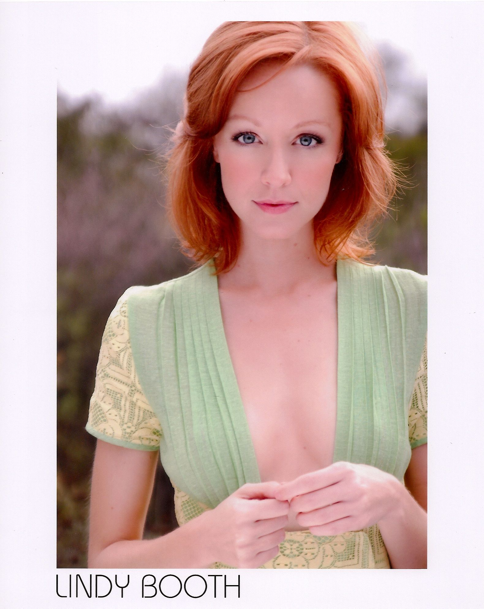 Lindy Booth ---- Born: April 2, 1979 in Oakville, Ontario