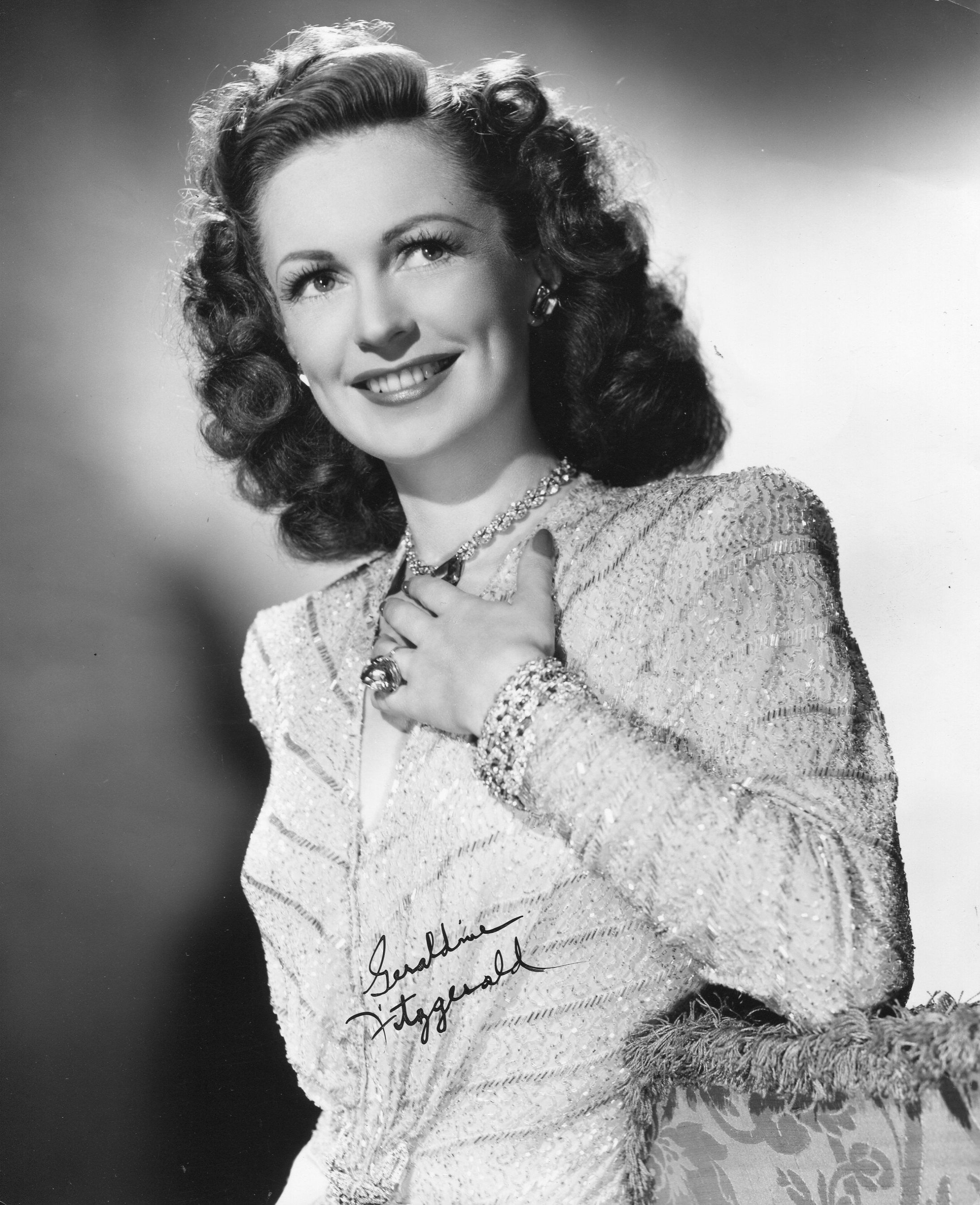 Geraldine Fitzgerald (British actress) Geraldine Fitzgerald (British actress) new picture