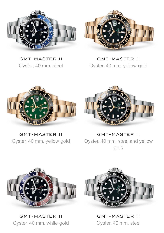 รับซื้อRolex-GMT