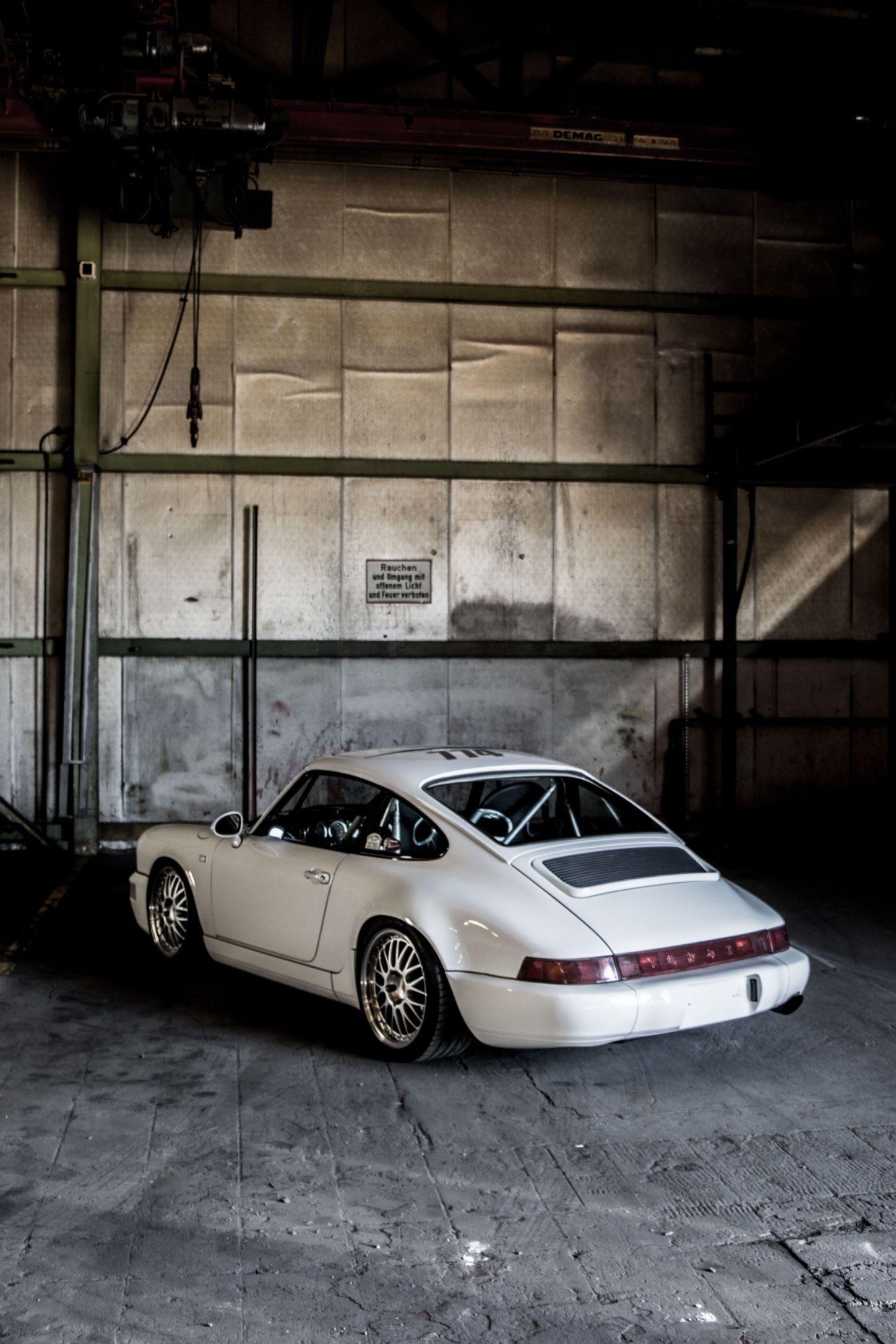 German Classics, Outlaw, Porsche 964 RS, Lowly Gentlemen, CAE
