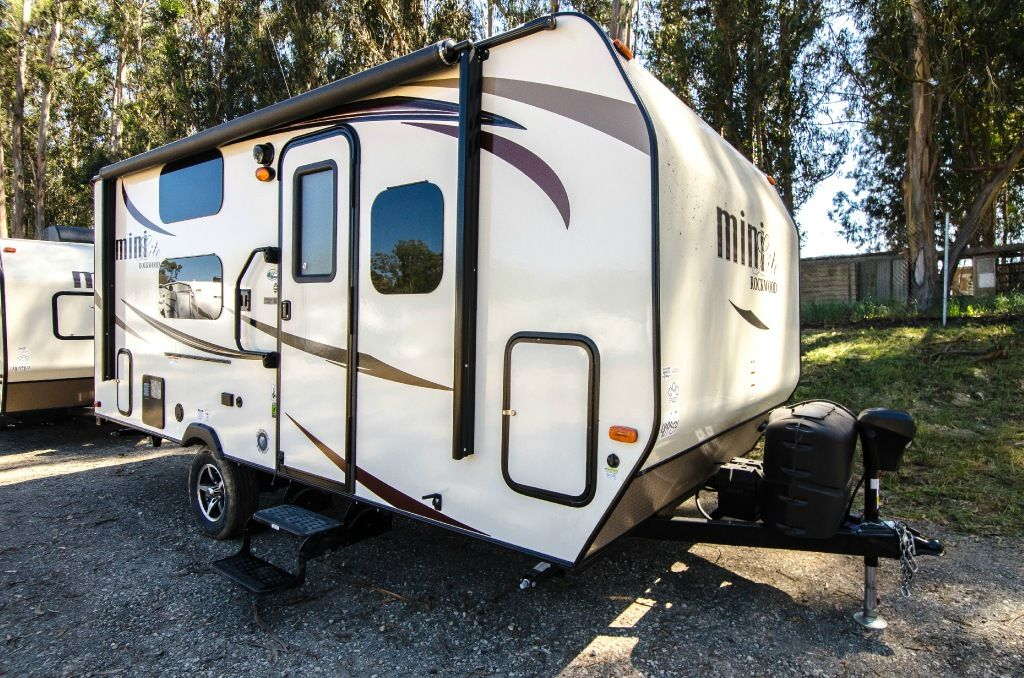 New 2017 Forest River Rv Rockwood Mini Lite 1905 Travel Trailer At