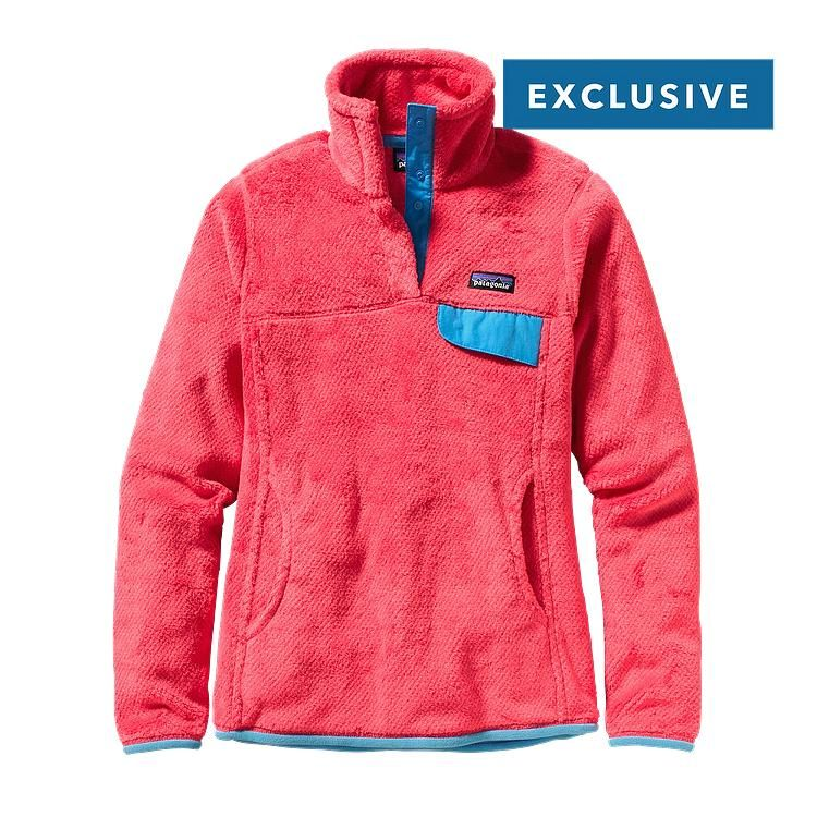 Women's Re-Tool Snap-T® Fleece Pullover | Patagonia, Pullover and ...