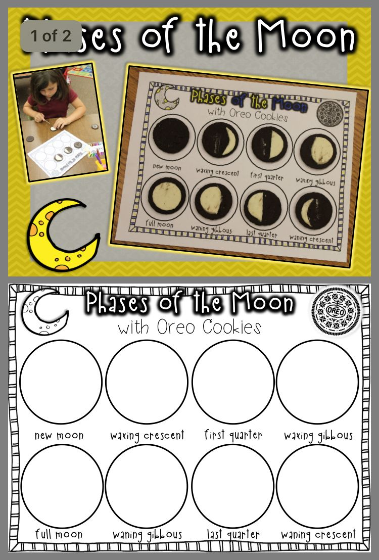 Pin By Shelly Bokman On First Grade Moon Activities 8th Grade Science Elementary Grades [ 1108 x 750 Pixel ]