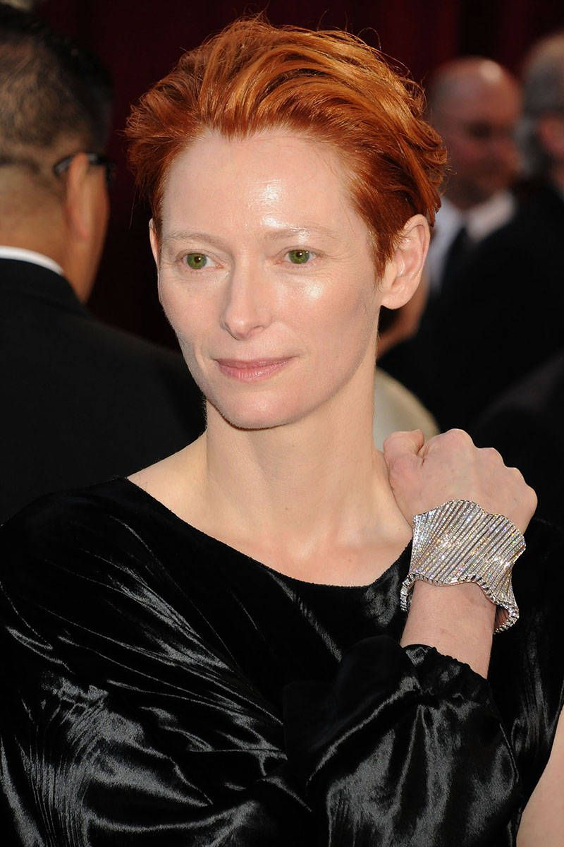 The Most Iconic Red Hair Moments Of All Time | Tilda swinton