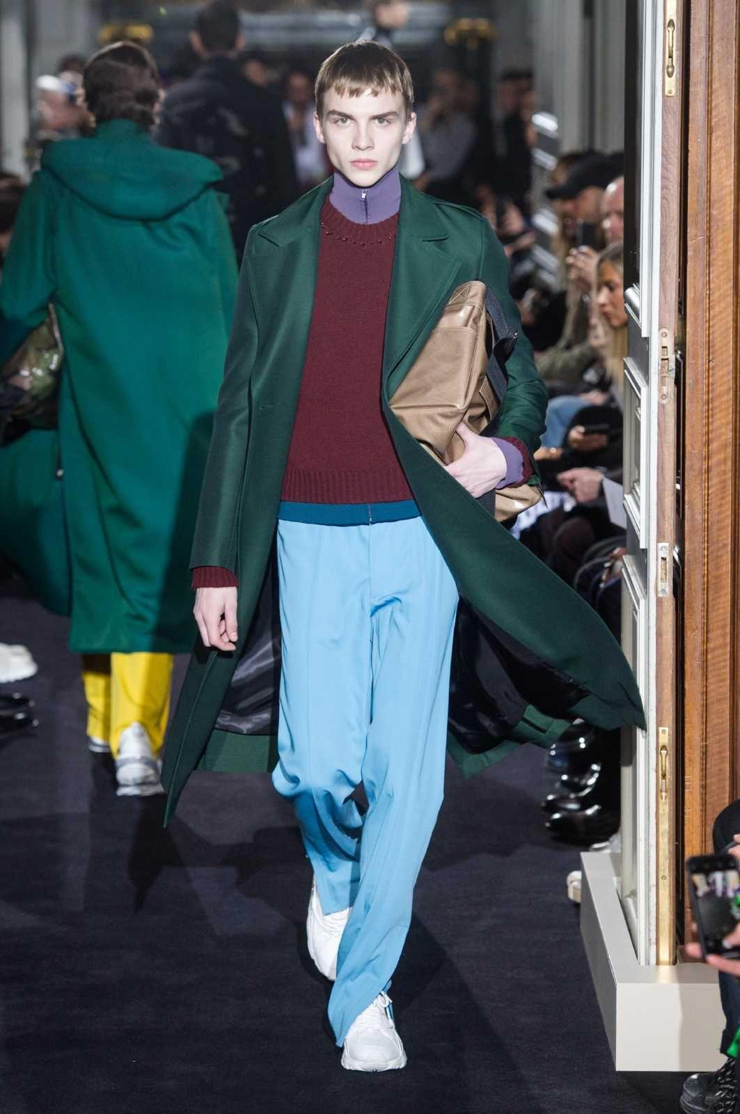Valentino Fall Winter 2018 2019 Gentlemen Pinterest Fashion