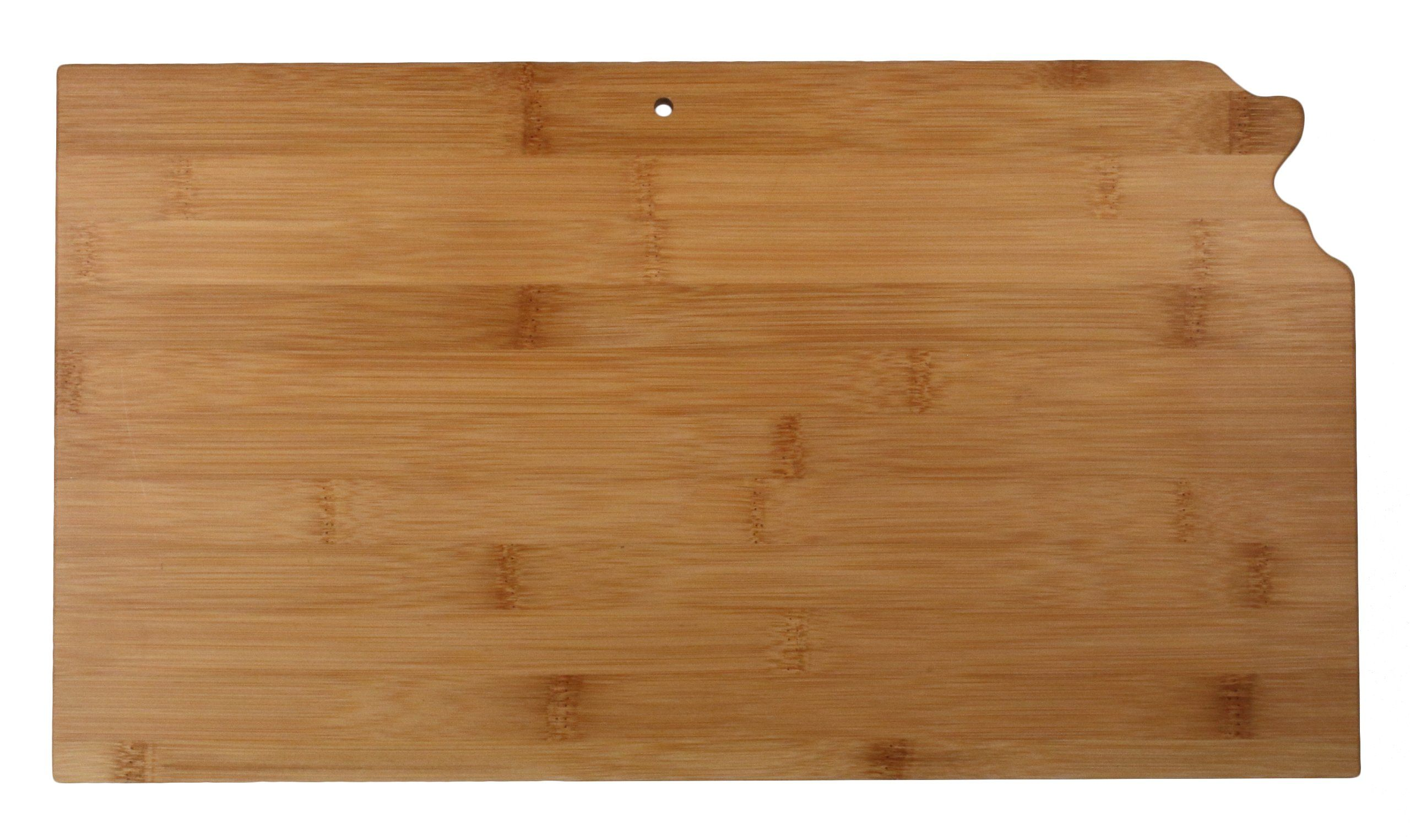 Amazon.com: Totally Bamboo Cutting and Serving Board, Kansas State: Home & Kitchen