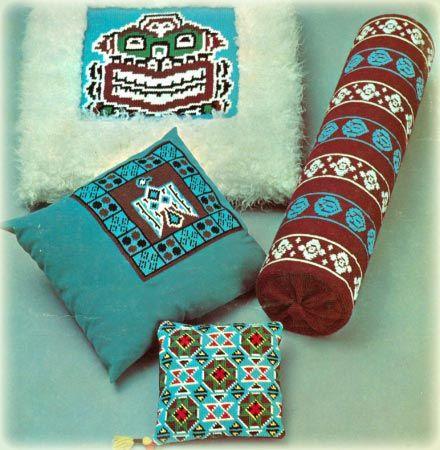 Free Native American Crochet Patterns Crochet Afghan Pattern