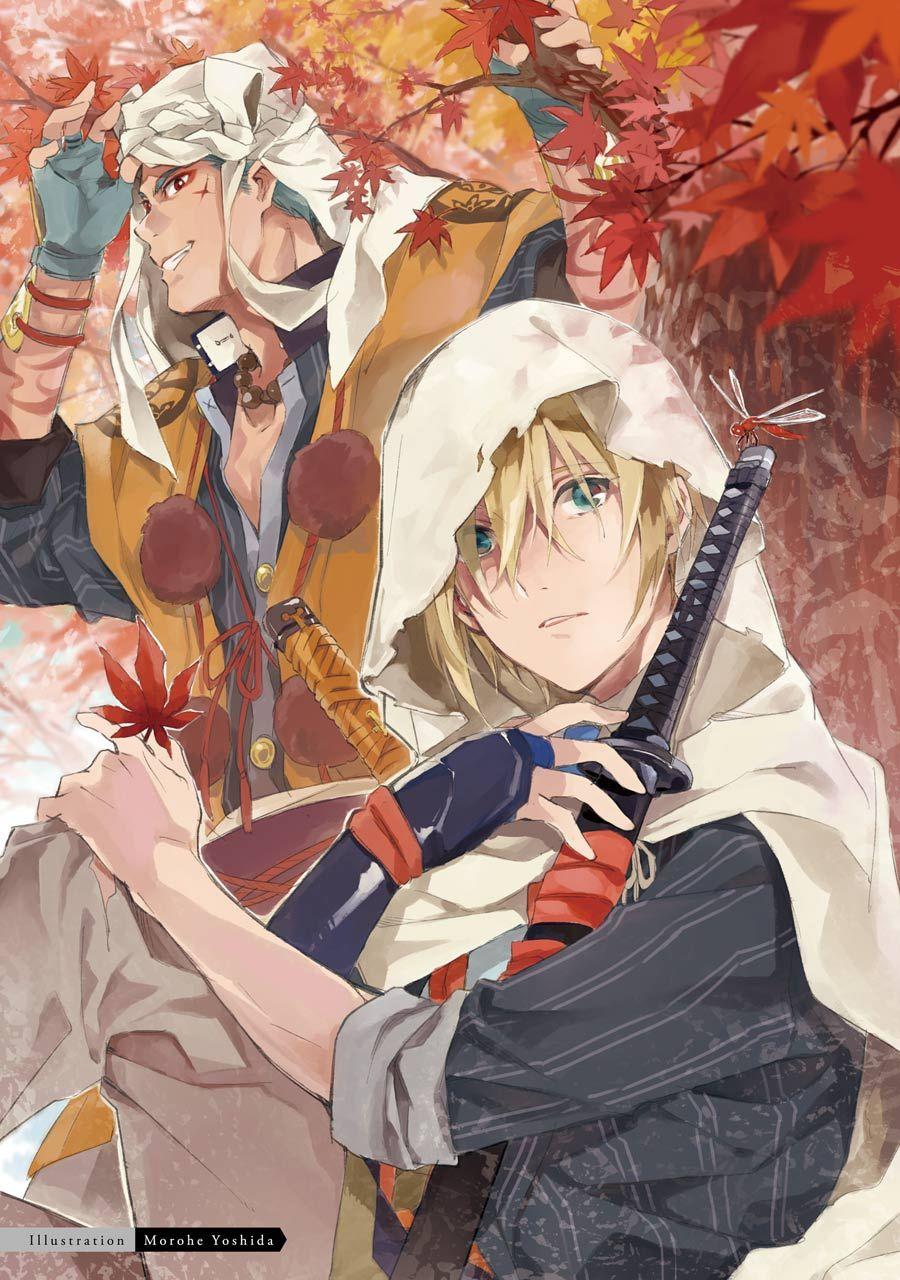 Pin by Kanna on Touken Ranbu Anime, Anime guys, Touken ranbu
