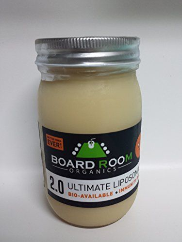 Ultimate Liposomal Vitamin C 20 Better than Ever Ultimate