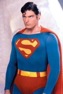 The one & ONLY Superman, Christopher Reeve!!!