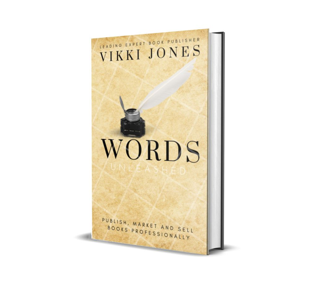 Words Unleashed VMH Book publishing, Expert books