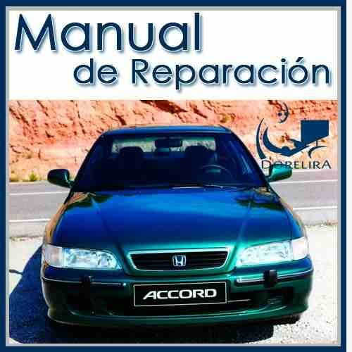 honda accord 1994 1997 manual de taller en ingl s manuales de rh pinterest com 2005 Honda Accord Wiring Diagram 2005 Honda Accord Wiring Diagram