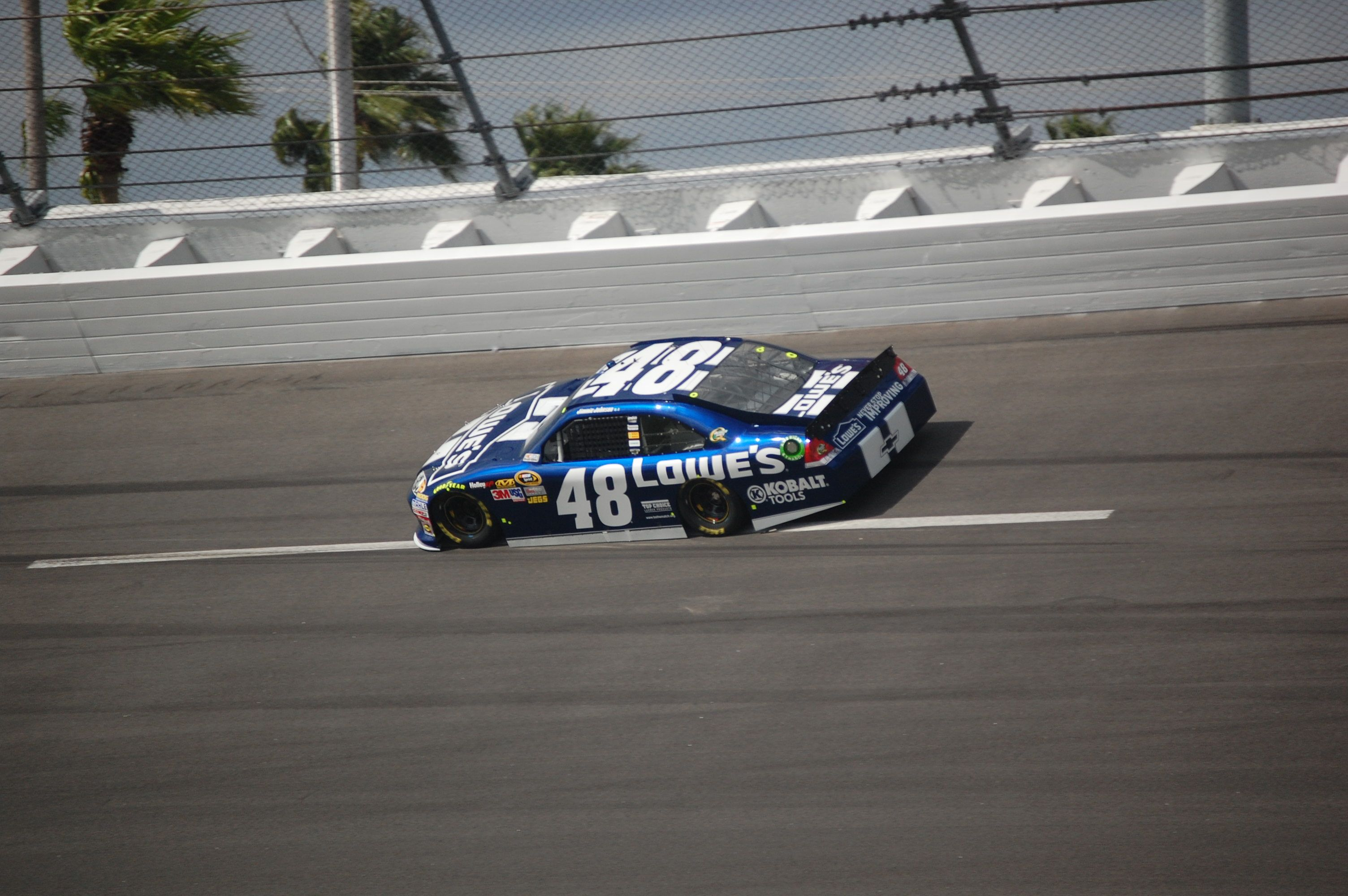 #48  Daytona 500 Qualifying 2012