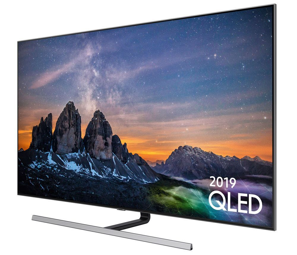 The Samsung Qe65q80ra 65 Inch Smart Hdr 4k Ultra Hd Qled Tv Displays Stunning Life Like Pictures With Samsung S Direct Array Backli Tv Display Ultra Hd Samsung
