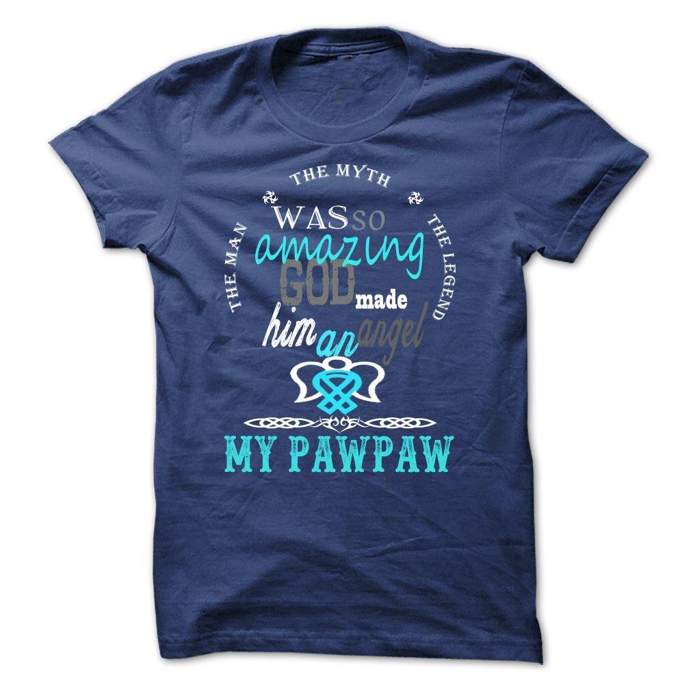 My pawpaw Angel T Shirt, Hoodie, Sweatshirt