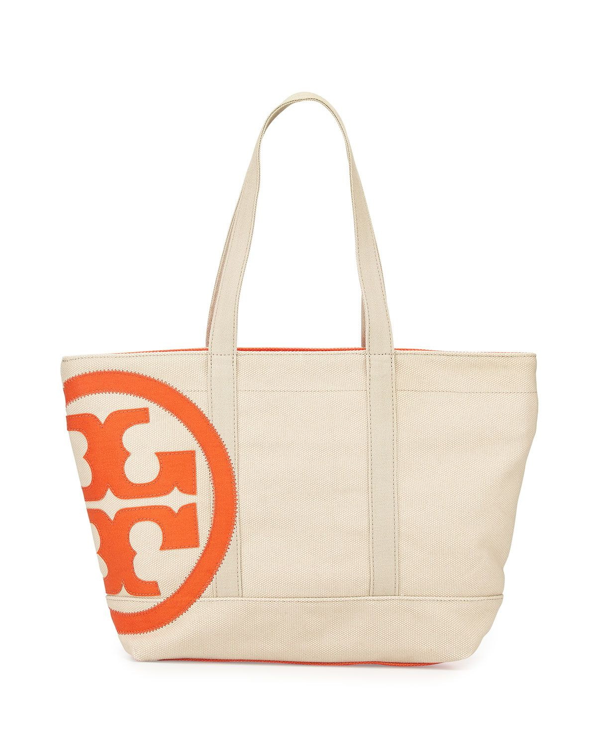 9e6422a22aa Love this Tory Burch Canvas Beach Tote http   rstyle.me ~