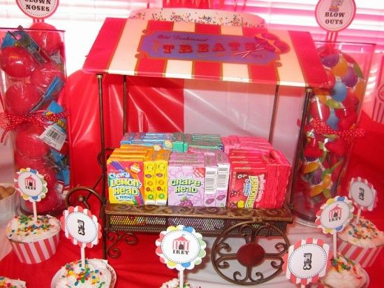 Carnival theme party for adults bar contest ikey s first birthday a carnival party - Carnival theme party for adults ...