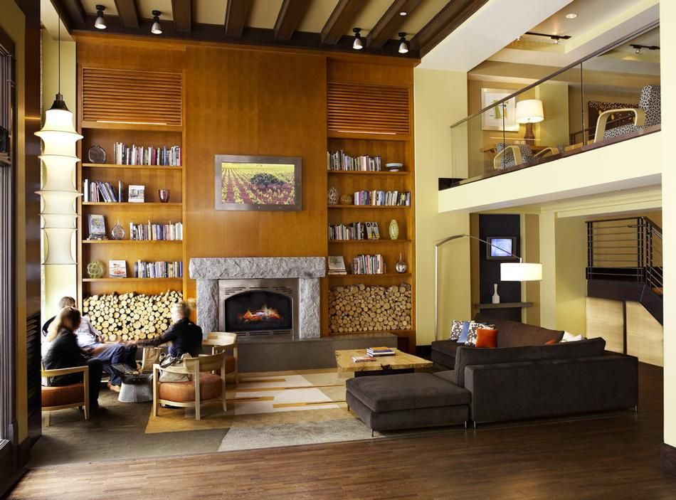 Hotel Andra in Seattle Home Decor Pinterest Romances Hotels