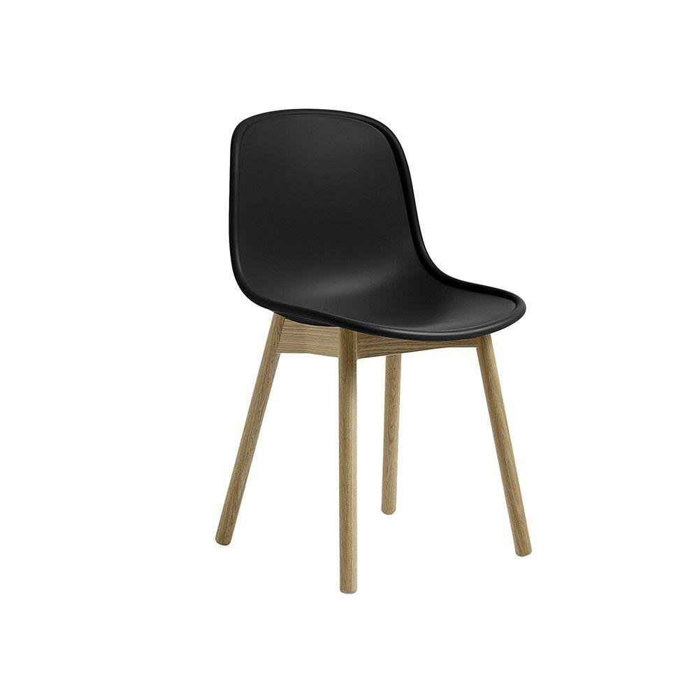 Acheter HAY Chaise Neu13 Coquille Noire Amara