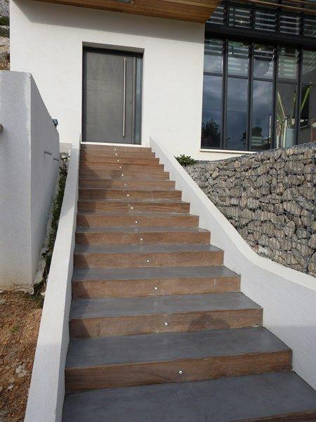 Résultat de recherche dimages pour recouvrir escalier beton exterieur