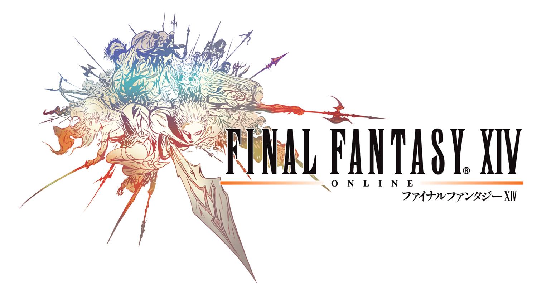 Square Enix Final Fantasy Logo Final Fantasy Xiv Fantasy Logo