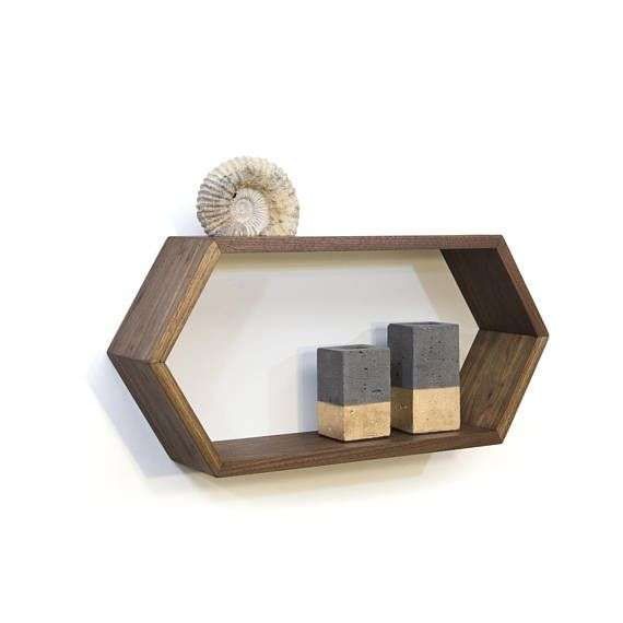 stand alone shelves. Mix And Match With Other Hexagon Shelves Or Use As A Stand-alone Shelf, Stand Alone E