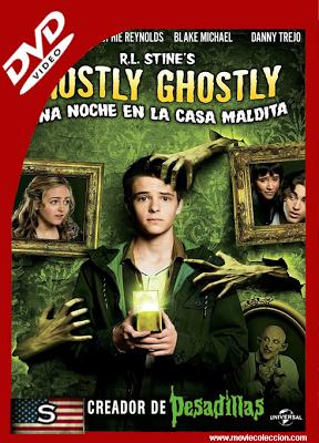 Una Noche En La Casa Maldita 2016 Dvdrip Subtitulado Movie Coleccion Corey Fogelmanis Sophie Reynolds Halloween Movies Kids