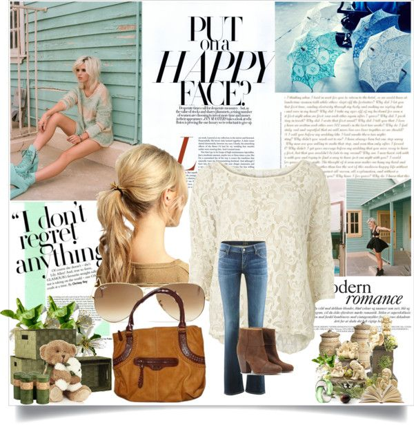 """saturday morning"" by andichula on Polyvore"