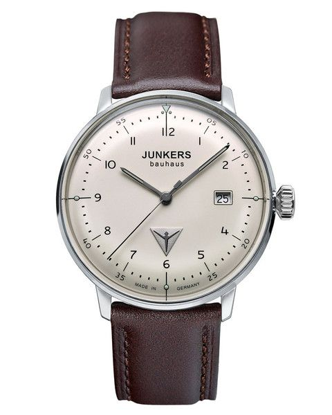 The Junkers Bauhaus 60465 Watch is made in Germany and