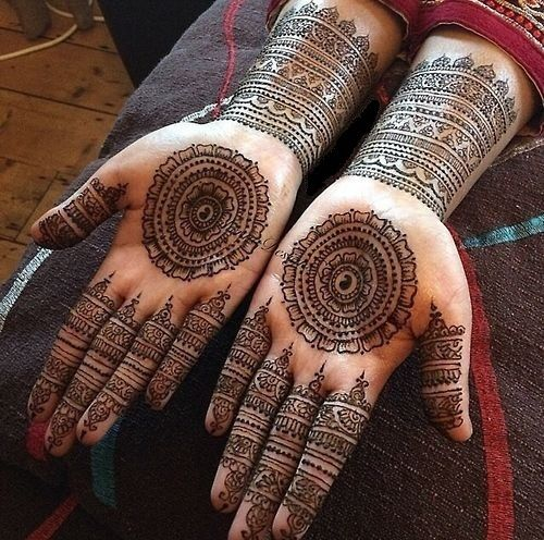 15 Outstanding Palm Mehndi Designs Collection 2018 Ashu Looks