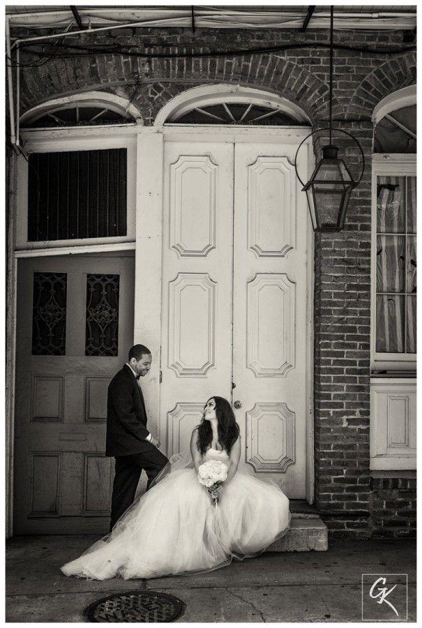 Naomi & Corey| Wedding| New Orleans - GK Wedding Photographer New Orleans
