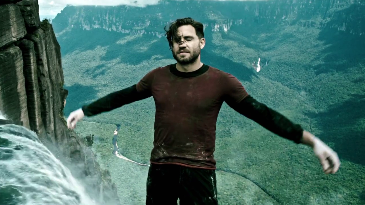 Gritty New 'Point Break' Trailer Ups the Action Point