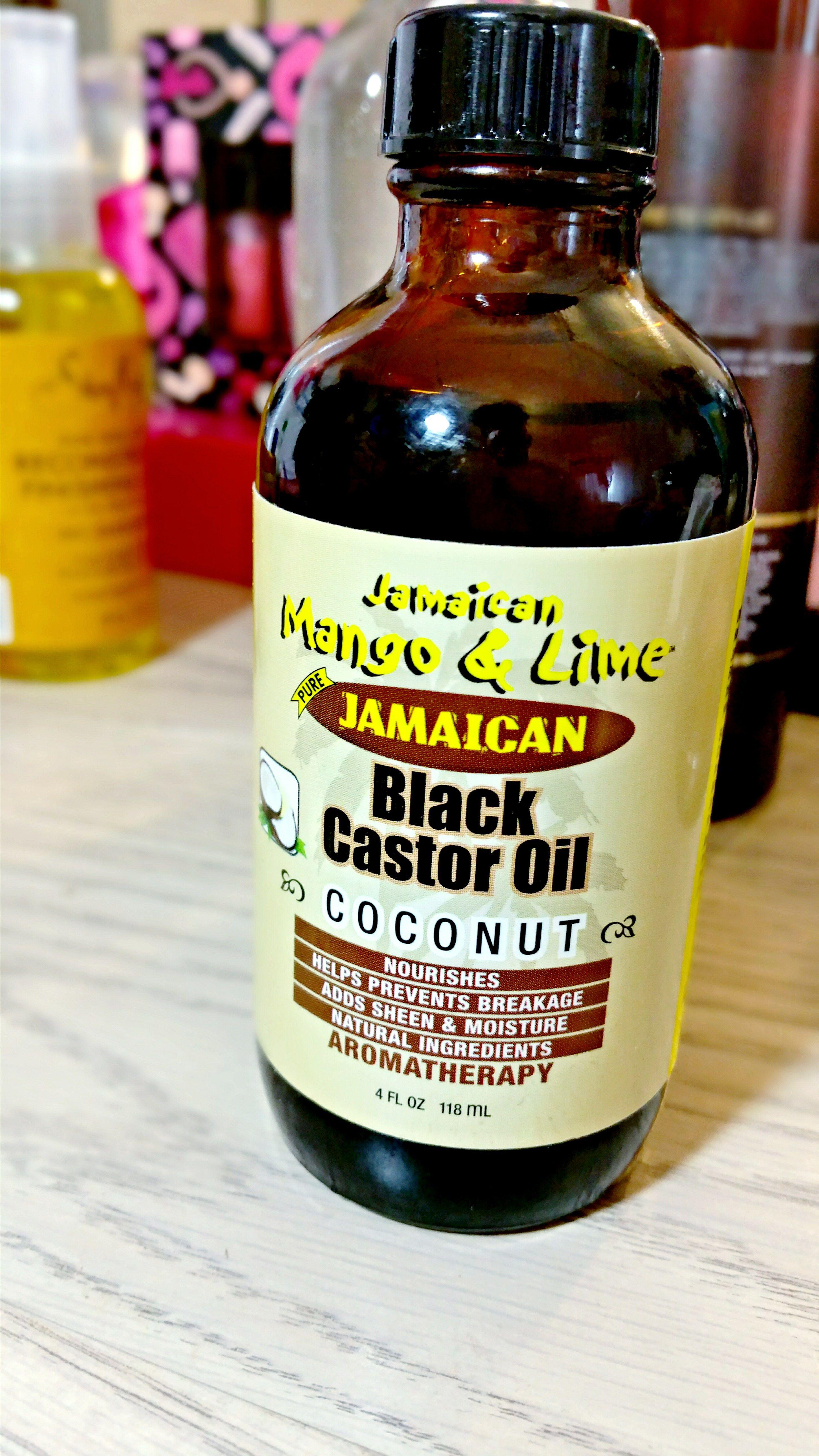 95a04c736ac Hair Addiction: Jamaican Mango & Lime Coconut Black Castor Oil ...