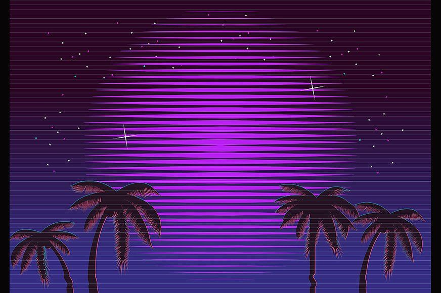 80s Retro Neon Gradient Background Youtube Banner Backgrounds Retro Background Neon Backgrounds Retro background stock vectors, clipart and illustrations. 80s retro neon gradient background