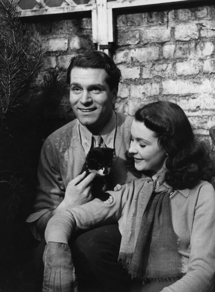 On Ex-Wife Vivien Leigh We Were Like Brother And Sister -1835