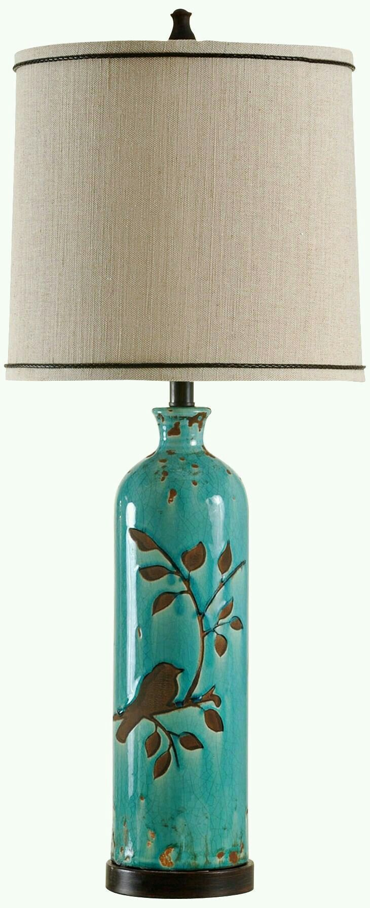 of lamps lamp fantoni product pair marcello turquoise ceramic table perfect past
