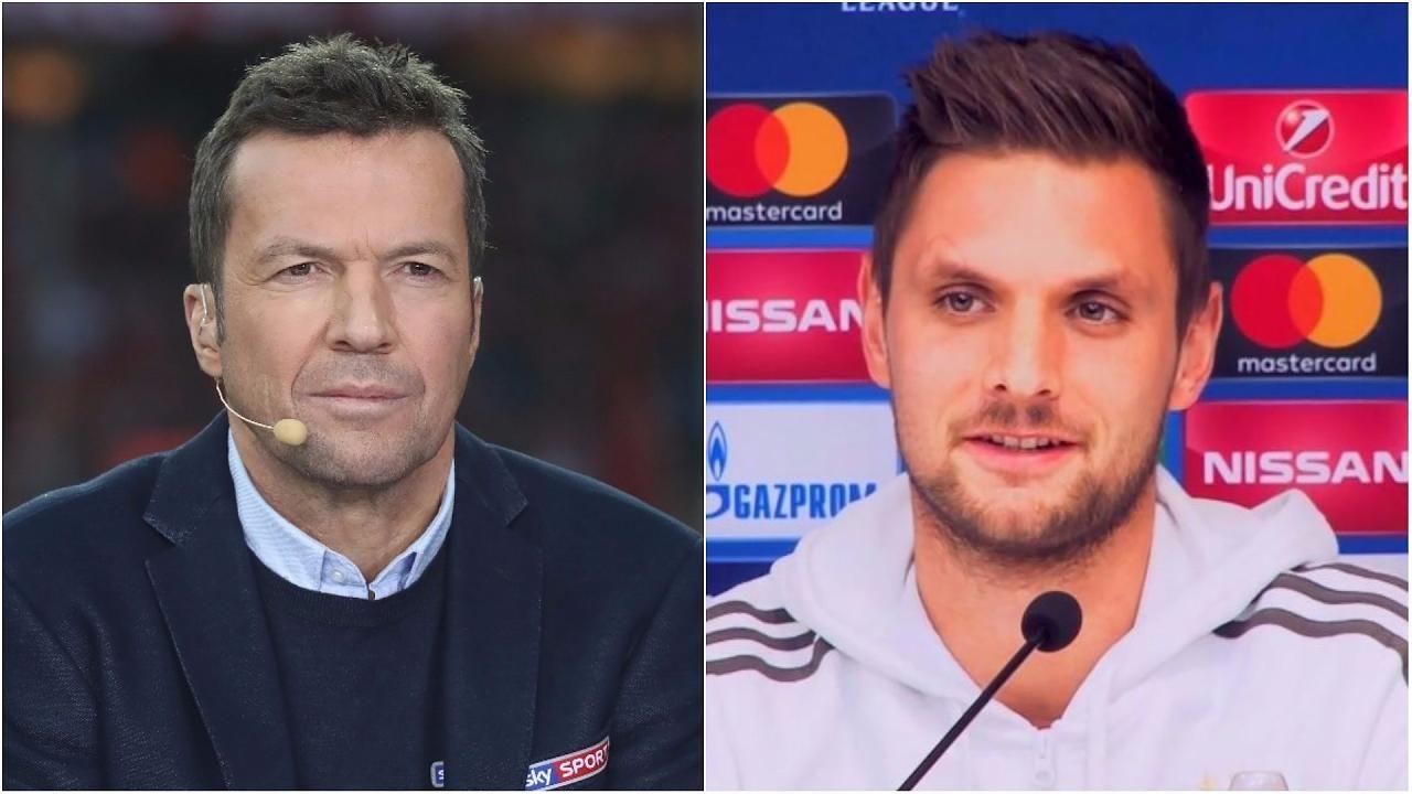 Lothar Matthaus Hairstyle Bayern Keeper Sven Ulreich Verspottet Sky Mann Taegjvu Hair Styles Bayern Famous Sven