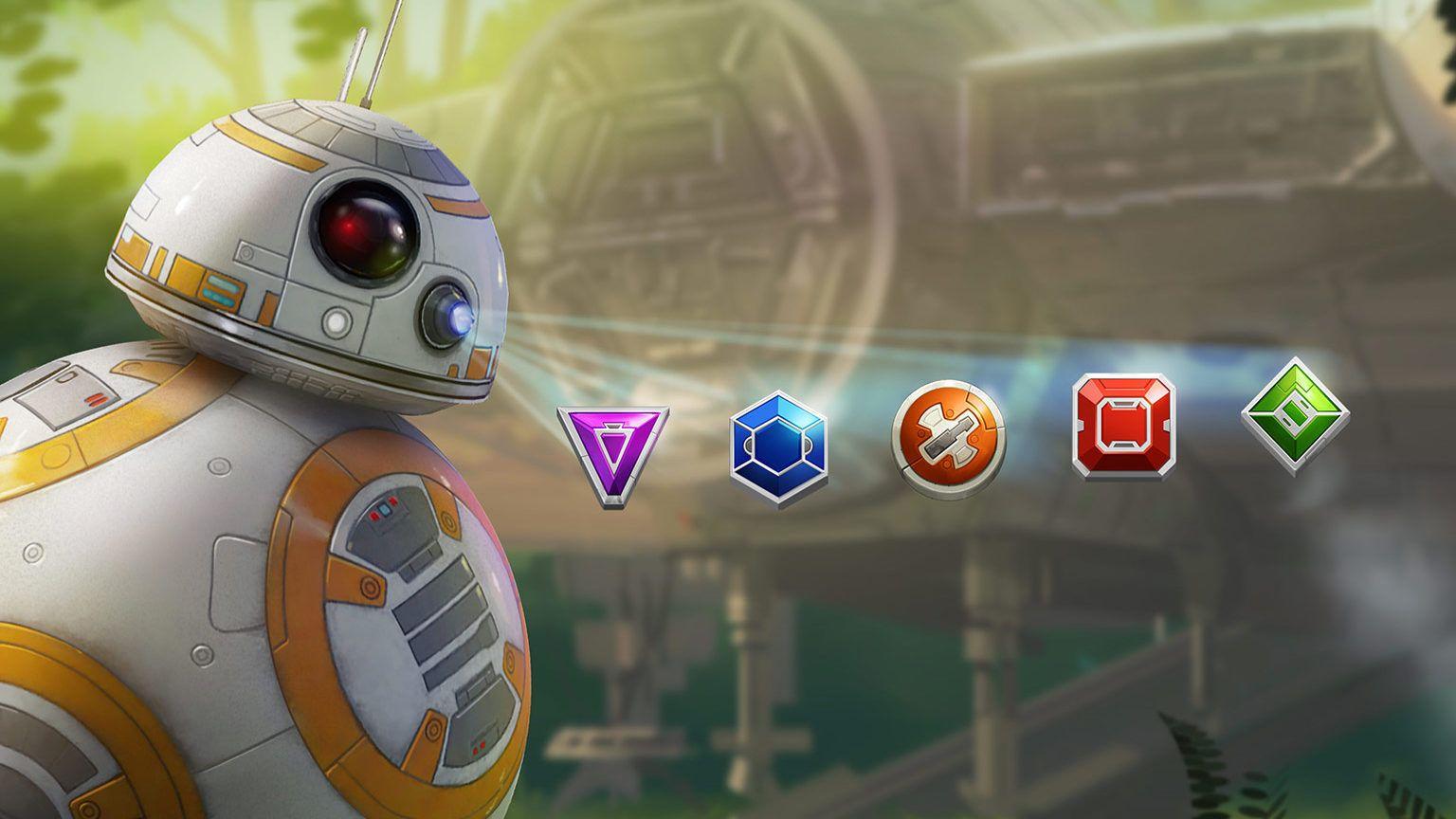 Star Wars Puzzle Droids Hack Free
