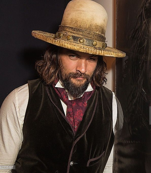 Jason Momoa Hat: Pin By James Brown On Hats & Things...