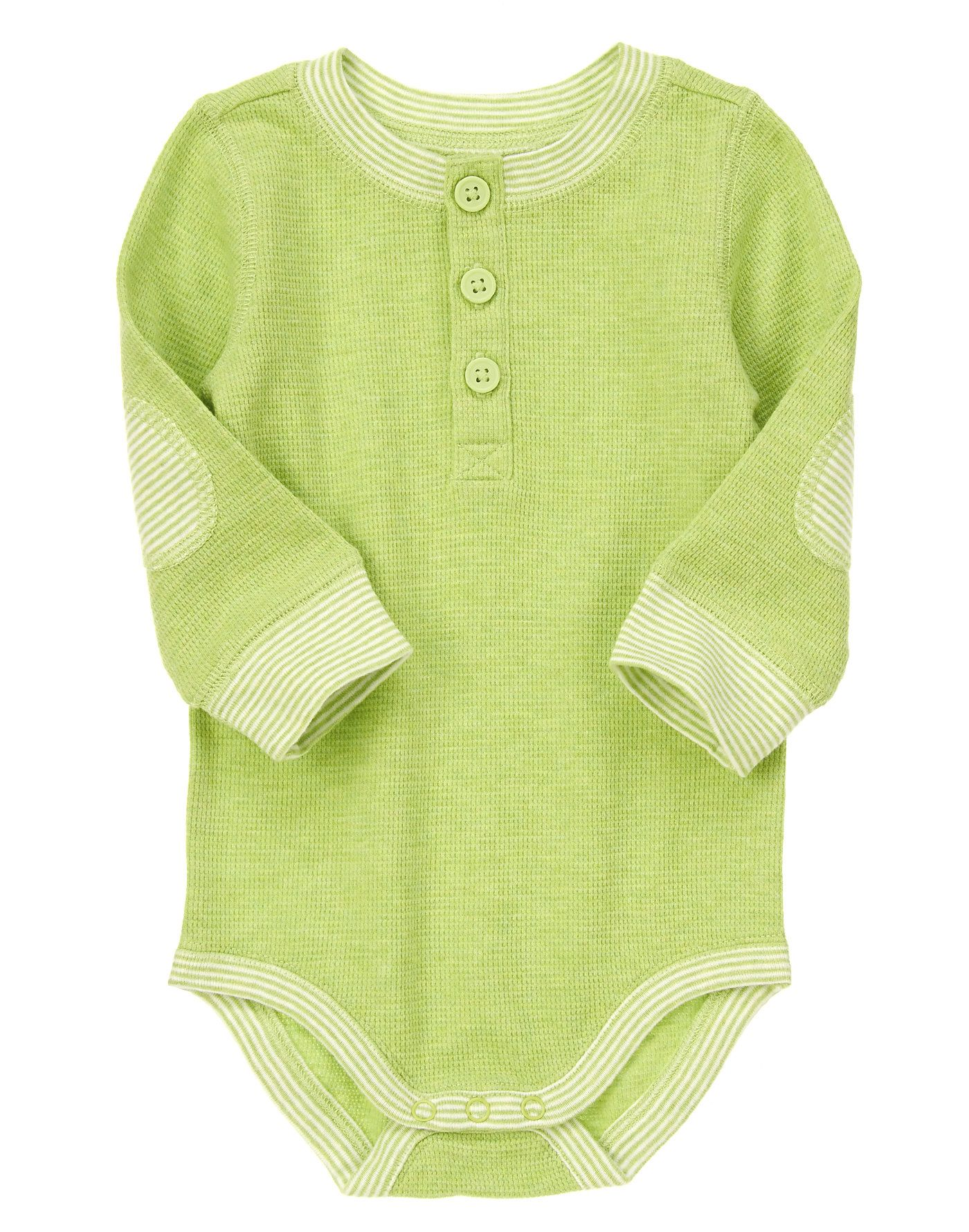 Essential bodysuit makes dressing baby super easy baby t