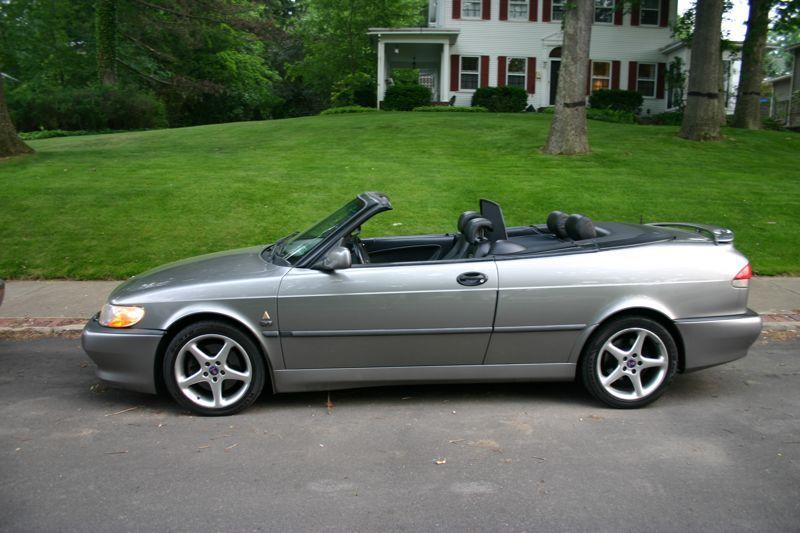 2001 Saab 9 3 Viggen Convertible