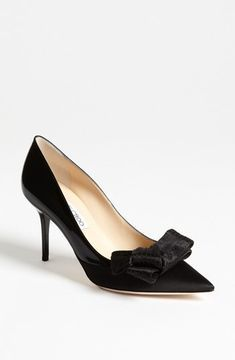 fae0d71052ab Jimmy Choo Bow Pump on shopstyle.com