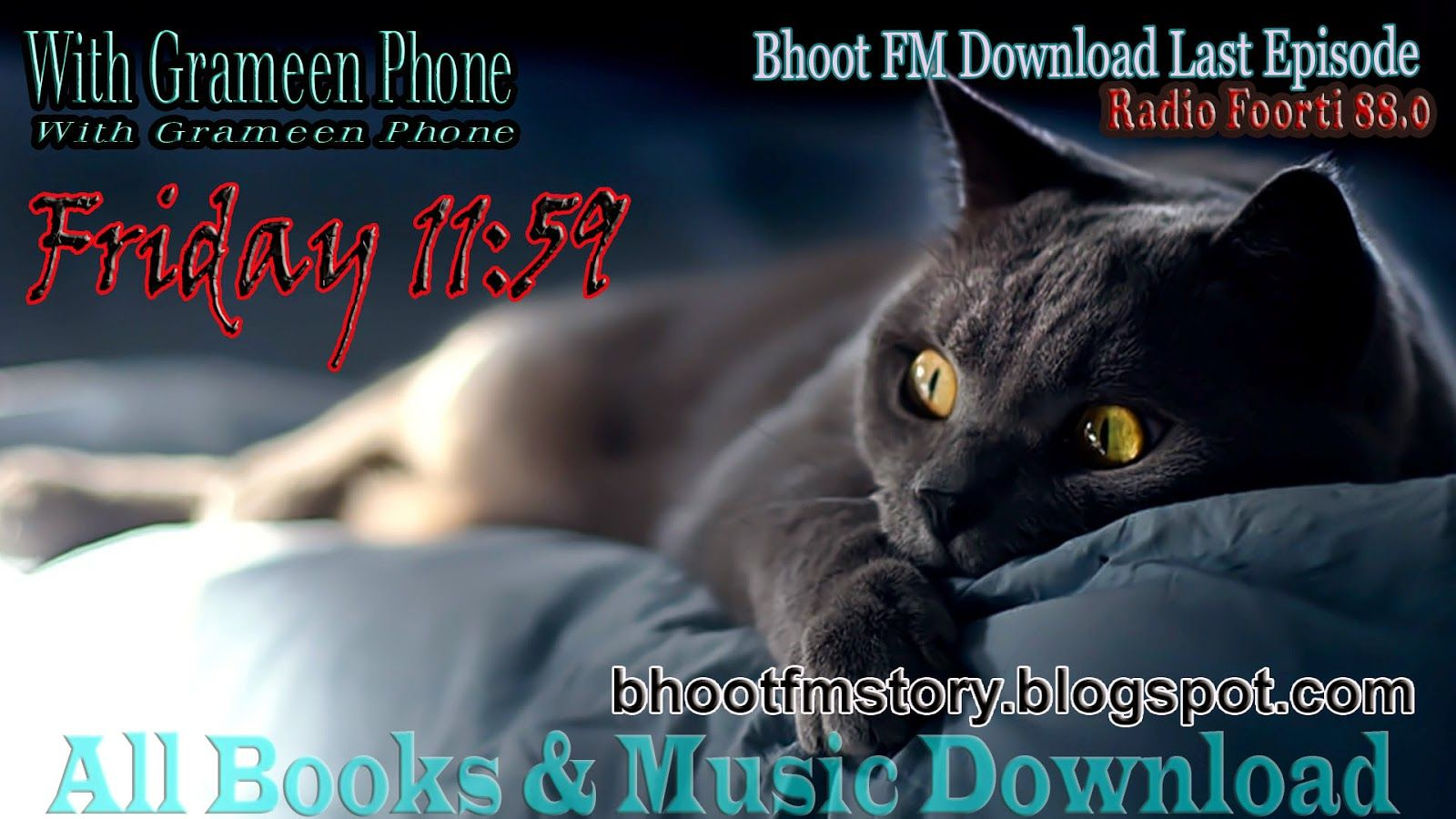 Bhoot FM, MP3 & Book Download: Friday Bhoot FM, 09 May 2014