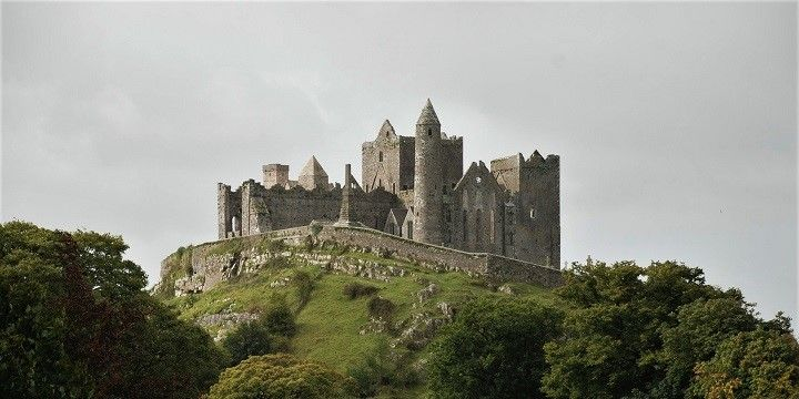 Rock of Cashel, Republic of Ireland, Europe