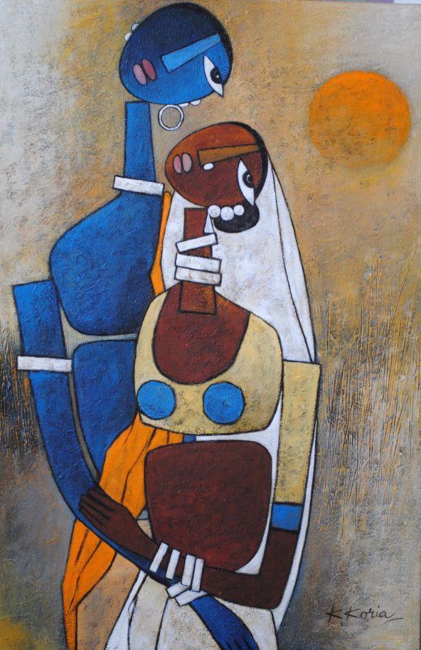 DSC_2833 Interior paint, Contemporary paintings