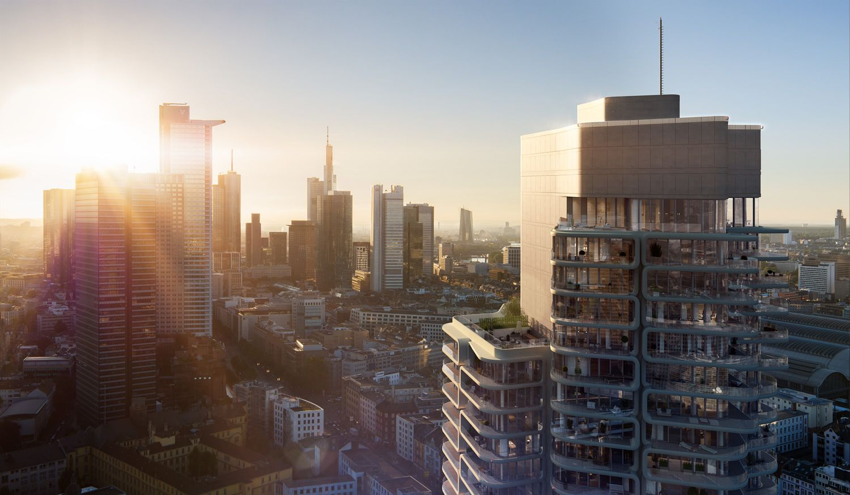 Hauptquartier der Special Force Grand Tower Frankfurt